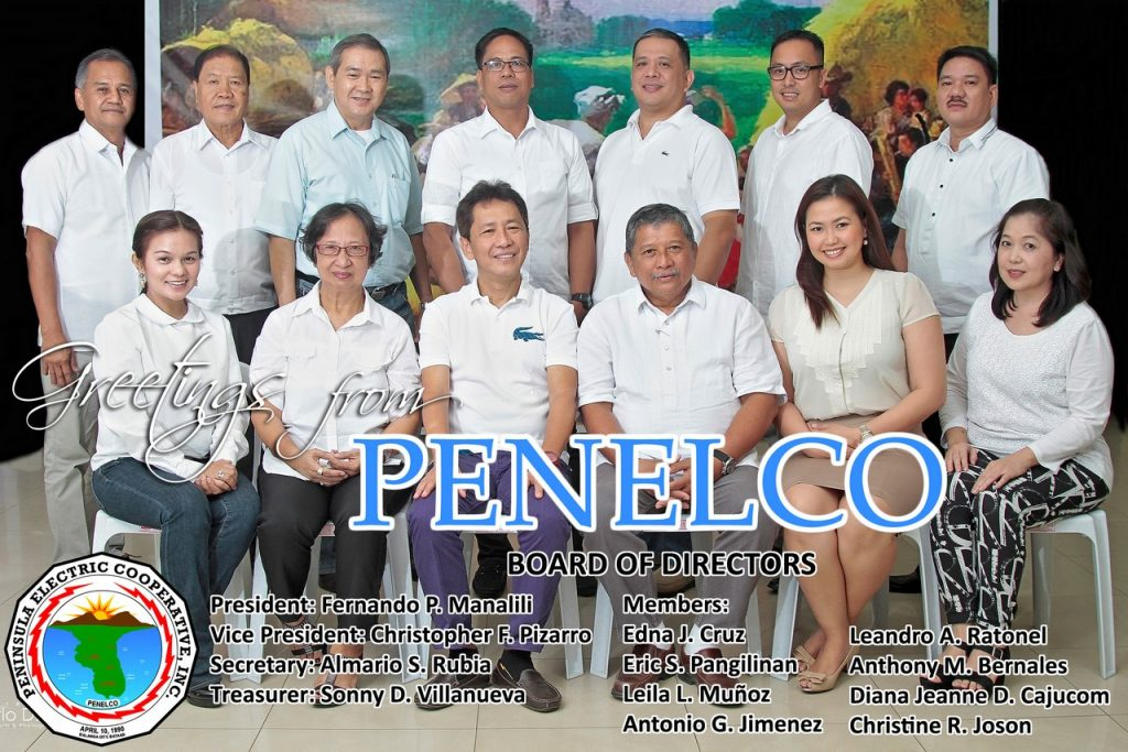 penelco board of directors