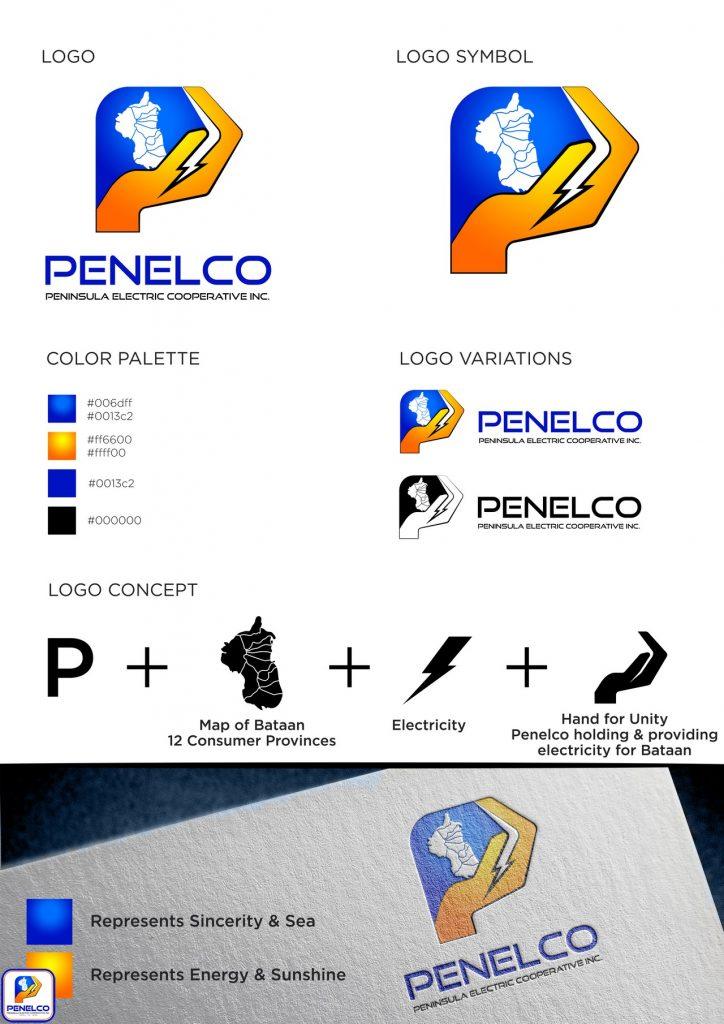 penelco logo rationale